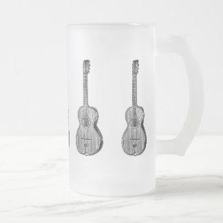 acoustics mug