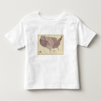 Acquisition of US Territories Toddler T-Shirt