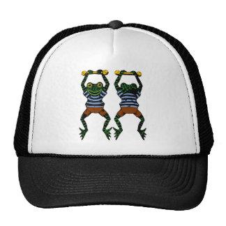 Acrobat Frog Cap