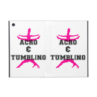 acrobatics and tumbling iPad mini cover