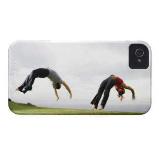 Acrobats and Contortionists 3 Case-Mate iPhone 4 Case