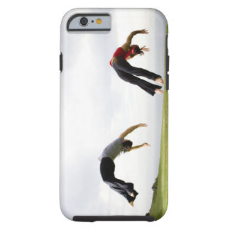 Acrobats and Contortionists 3 Tough iPhone 6 Case