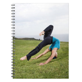 Acrobats and Contortionists Notebook