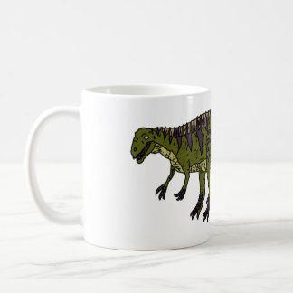 Acrocanthosaur Sam Basic White Mug