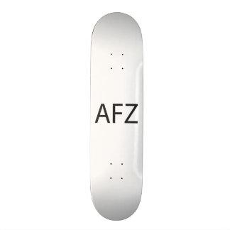 Acronym Free Zone.ai Skateboard Deck