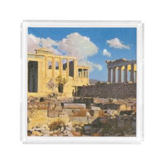 Acropolis Acrylic Tray