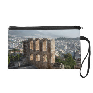 Acropolis Ancient ruins overlooking Athens Wristlet