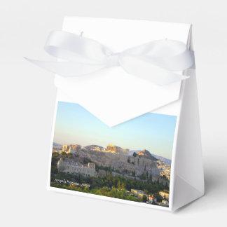 Acropolis – Athens Favour Box