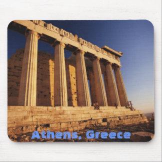 Acropolis, Athens, Greece Mouse Mat