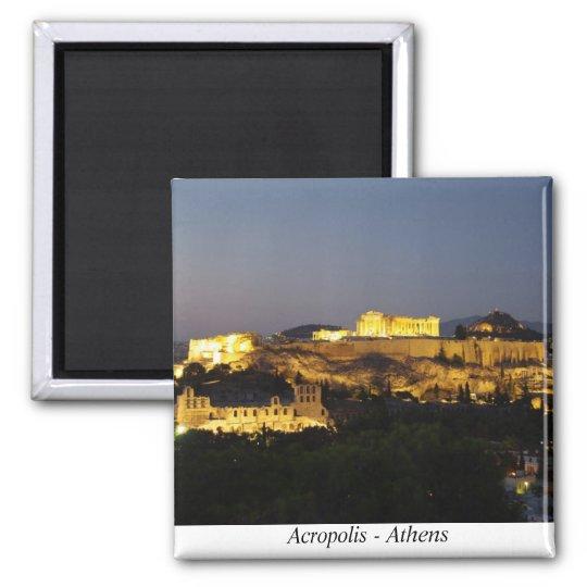 Acropolis - Athens Magnet