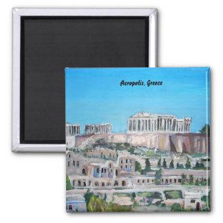 Acropolis, Athens Magnet