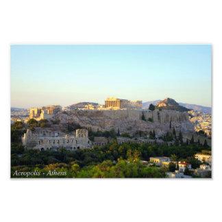 Acropolis – Athens Photo Art
