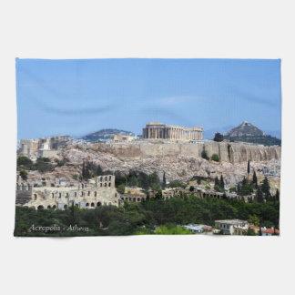 Acropolis – Athens Tea Towel