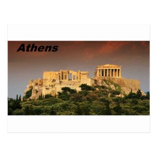 acropolis--of--athens--Aggelin--jpg Postcard