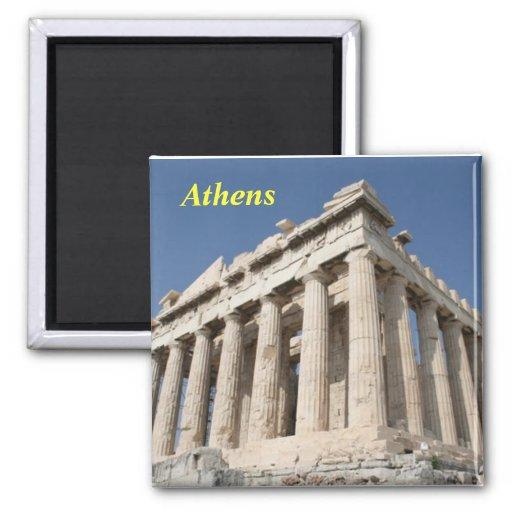 acropolis-parthenon Athens magnet