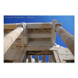 Acropolis Propylaea - Athens Photo