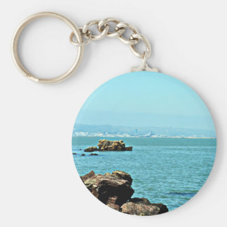 Across the bay keychains