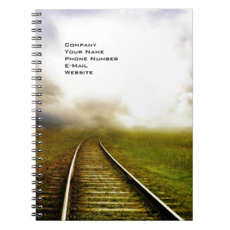 Across The Miles Notebook