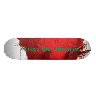 Across the Universe 19.7 Cm Skateboard Deck