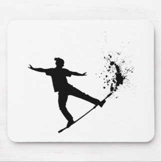 Acrostaff Contact Move Mouse Mat
