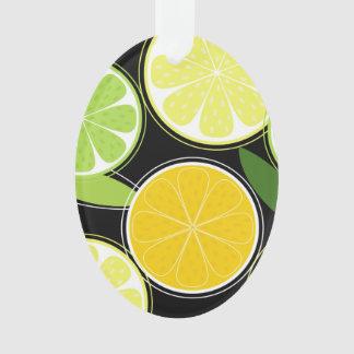 Acrylic home ornament : Citrus