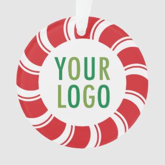 Acrylic Logo Ornament Custom Company Holiday Gift