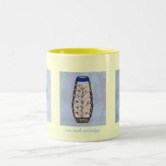 Acrylic Vase Two-Tone Mug