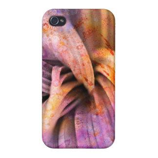Acrylic Veratrum Macro Case For The iPhone 4
