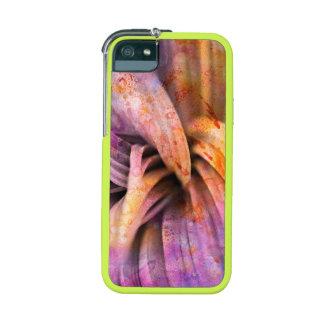 Acrylic Veratrum Macro iPhone 5/5S Cover