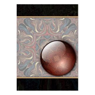 Acrylic Vision Abstract ACEO-Custom Business Card