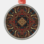 Acrylic Vision Mandala Ornament