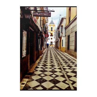 "Acrylic Wall Art, 20"" x 30"" See Spain Collection Acrylic Wall Art"