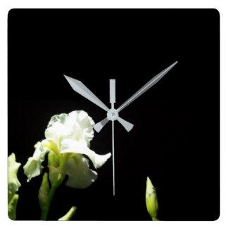Acrylic Wall Clock Garden 100 7473 B