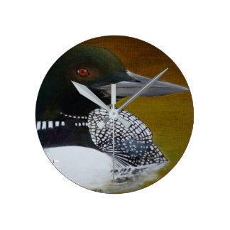Acrylic Wall Clock Round (Medium) 17