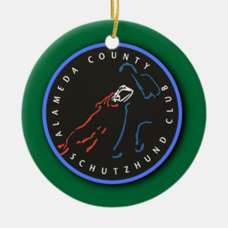 ACSC Green Ornament