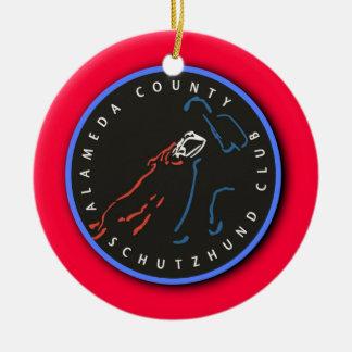 ACSC Red Ornament