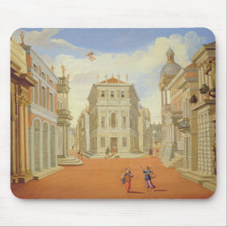 Act II, scenes I and VIII Mouse Pad