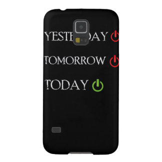 Act Today! (Samsung Case) Galaxy S5 Cover