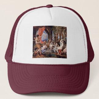 Actaeon Surprising Diana When Bathing Trucker Hat