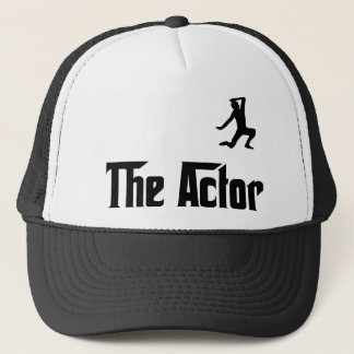 Acting Trucker Hat