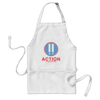 Action A.Okay Official Adult Apron