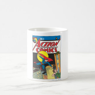 Action Comics #23 Basic White Mug