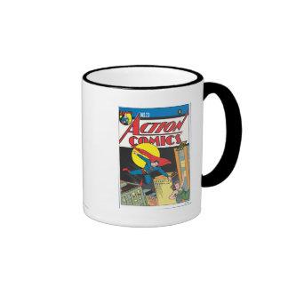 Action Comics #23 Ringer Mug