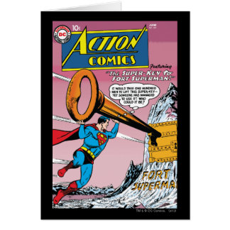 Action Comics #241 Card