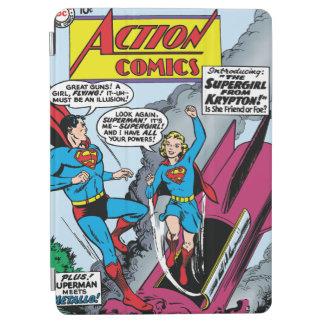 Action Comics #252 iPad Air Cover