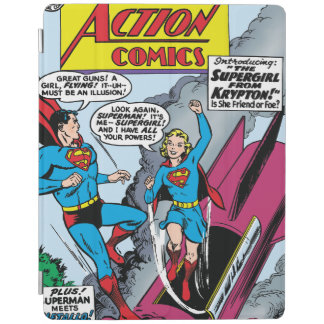 Action Comics #252 iPad Cover