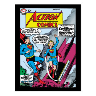 Action Comics #252 Post Card