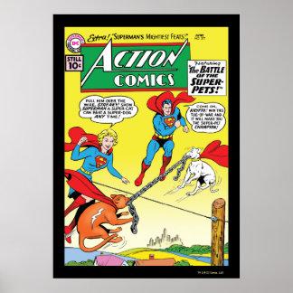 Action Comics #277 Poster