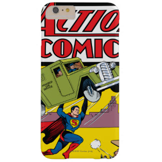 Action Comics #33 Barely There iPhone 6 Plus Case