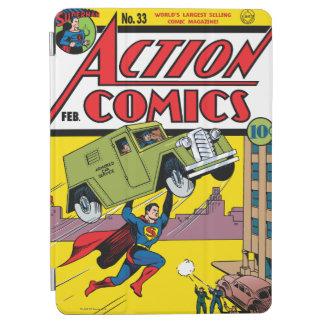 Action Comics #33 iPad Air Cover